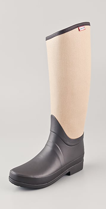 Hunter Boots Regent St. James Tall Rain Boots