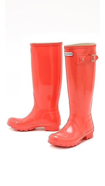 Hunter Boots Hunter Gloss Rain Boots