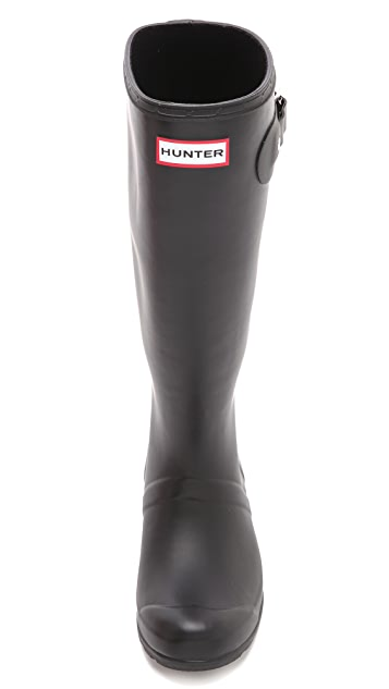 Hunter Boots Hunter Original Packable Tour Rain Boots