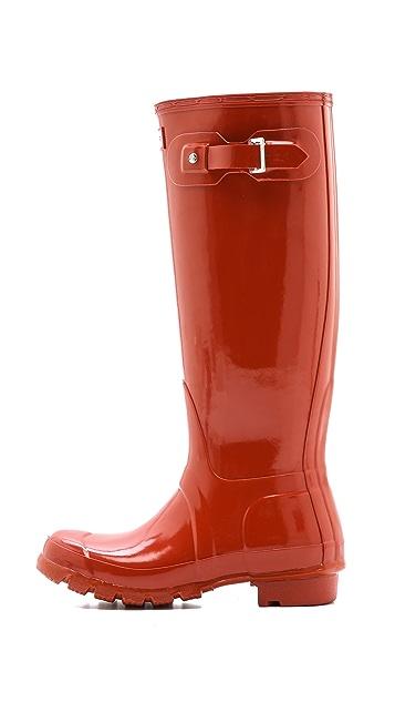 Hunter Boots Original Gloss Boots