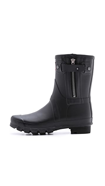 Hunter Boots Rag & Bone X Hunter Short Boots