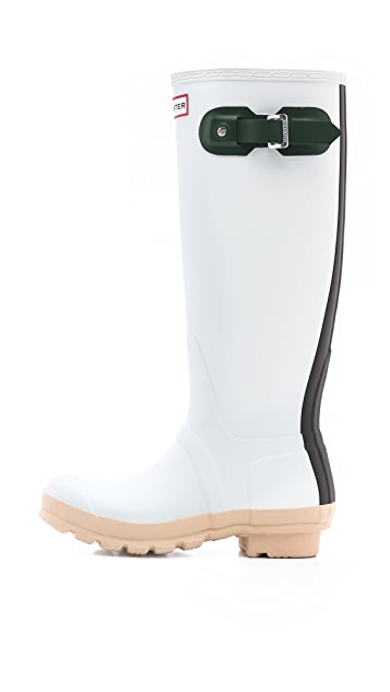 Hunter Boots Original Contrast Boots