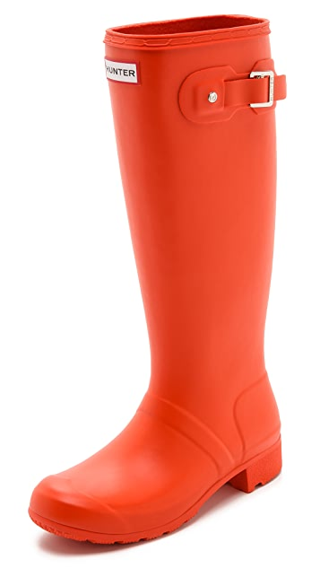 Hunter Boots Original Packable Tour Rain Boots