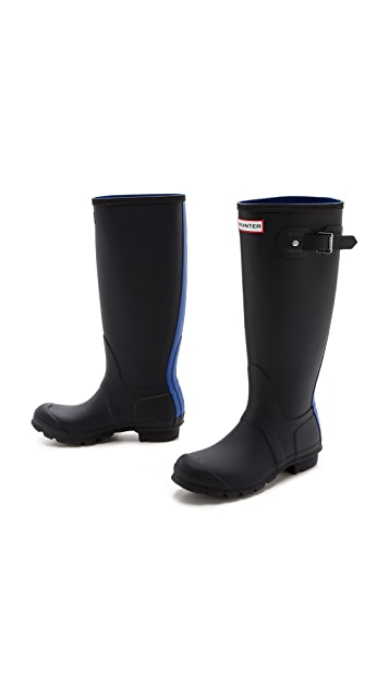 Hunter Boots Original Stripe Boots