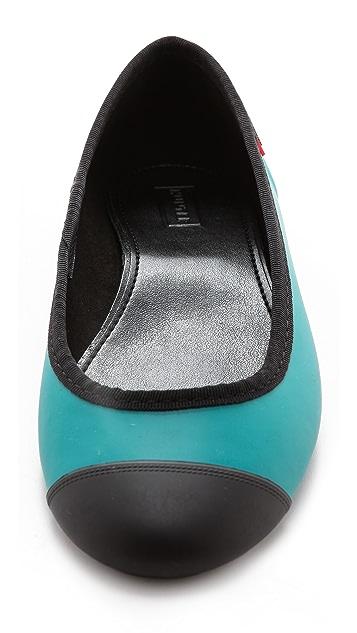 Hunter Boots Original Ballet Flats