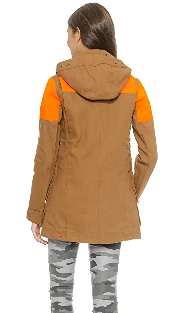 Hunter Boots Women's Original Hunting Coat