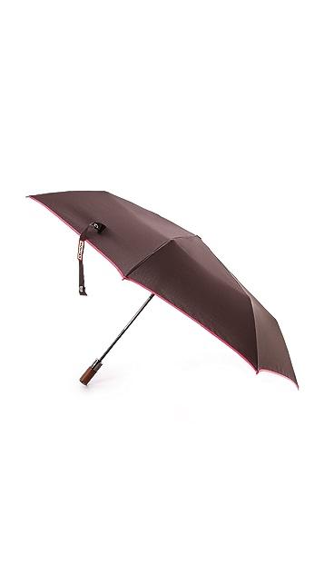 Hunter Boots Original Auto Short Neon Umbrella