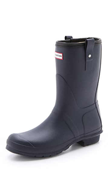 Hunter Boots Original Short Rain Boots