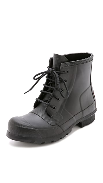 3b8b9a7a0698 Hunter Boots Original Lace Up Booties