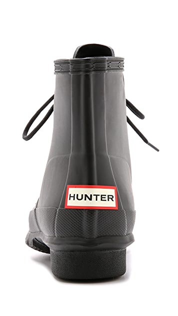 a762a0659f19 ... Hunter Boots Original Lace Up Booties ...