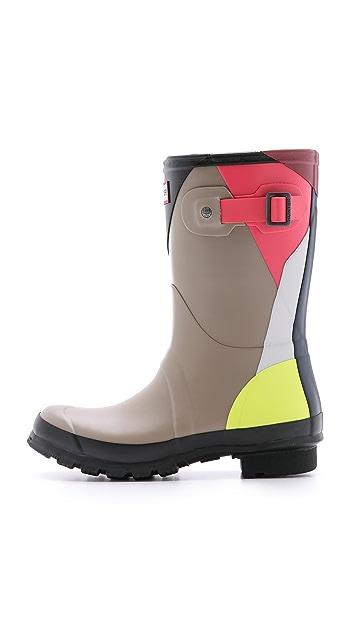 Hunter Boots Original Short Dazzle Boots