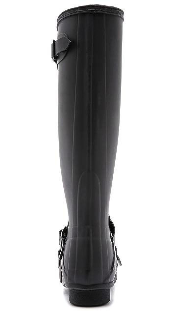 Hunter Boots Original Tall Monk Boots