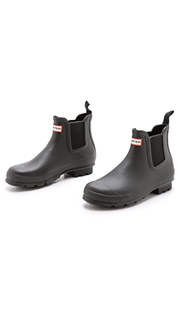 Hunter Boots Original Chelsea Boots