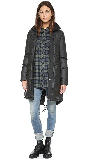 Hunter Boots Original Down Jacket