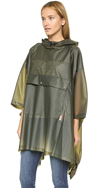 Hunter Boots Womens Original Vinyl Poncho