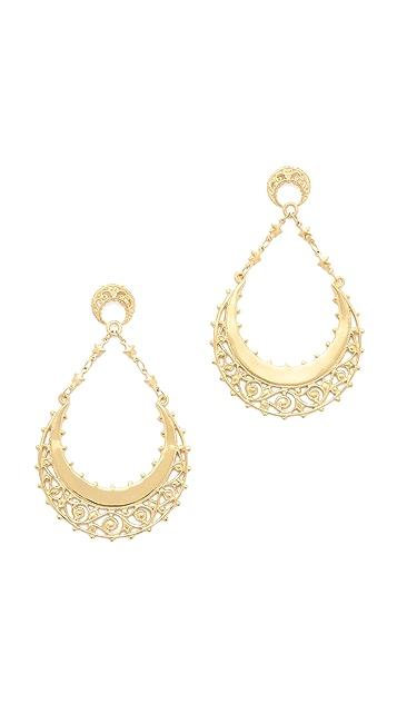 IaM by Ileana Makri Figaro Earrings