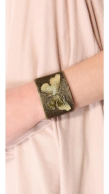 IaM by Ileana Makri Butterfly Bracelet