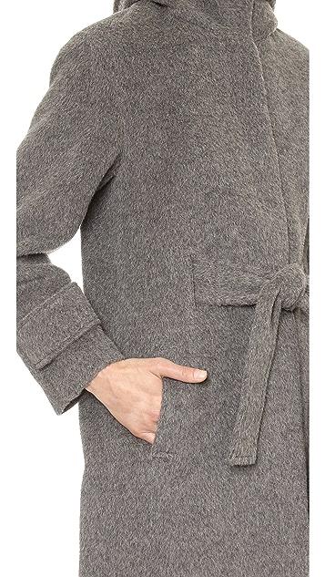 ICB Shaggy Alpaga Coat