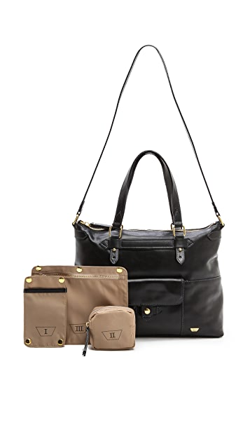 IIIBeCa by Joy Gryson Zip Tote