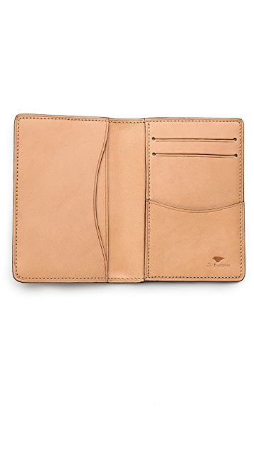 Il Bussetto Bifold Card Case