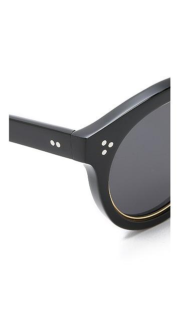 Illesteva Leonard II Ring Sunglasses