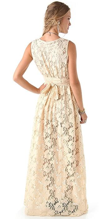 Imitation Molly Lace Maxi Dress