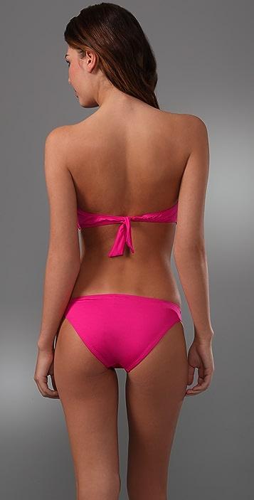 Inca Lily Ruffle Bikini