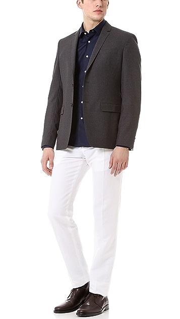 Incotex Chinolino Trousers