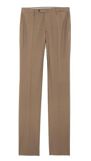 Incotex Marvis American Slim Fit Pants