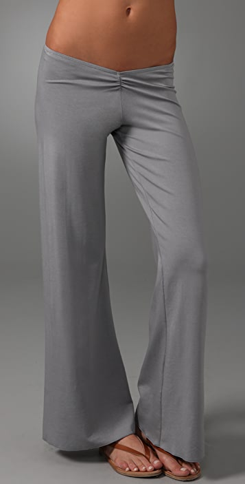 Indah Paolo Ruched Lounge Pants