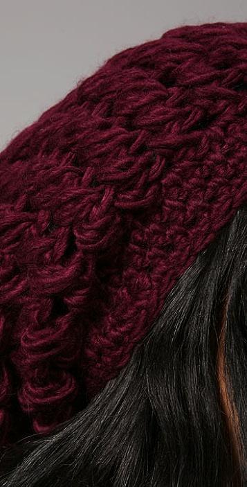 Indah Rasta Crochet Tam Hat