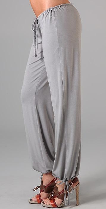 Indah Pina Drawstring Airplane Pants
