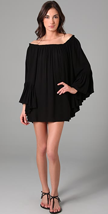 Indah Kamani Butterfly Cover Up