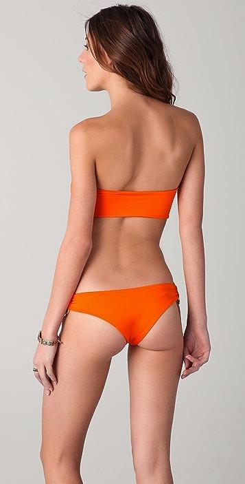 Indah Beba Bandeau Bikini Top