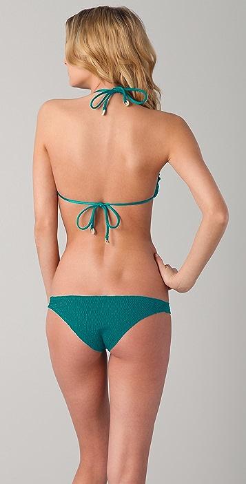 Indah Ahmed Bikini Top
