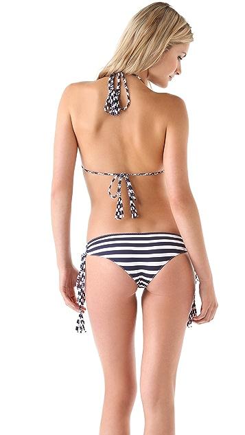 Indah Shae Triangle Bikini Top