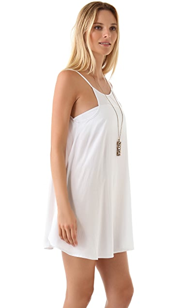 Indah Babydoll Tank Dress
