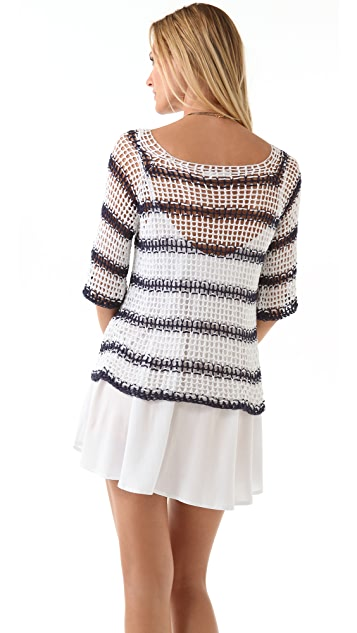 Indah Raglan Sweater