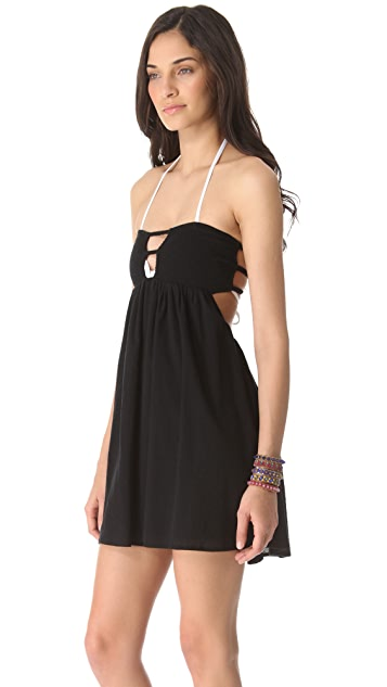 Indah Sunny Cover Up Dress