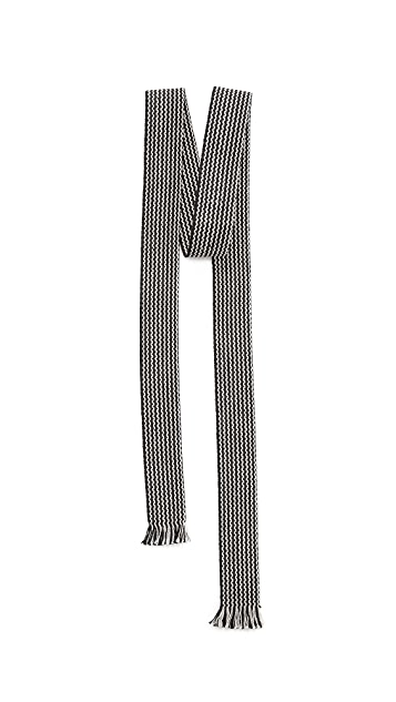 Industry Of All Nations Faja Striped Belt