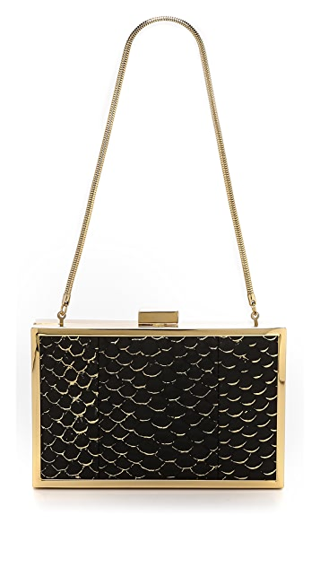 Inge Christopher Corsica Clutch
