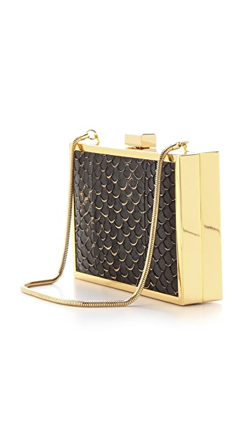 Inge Christopher Corsica Box Clutch