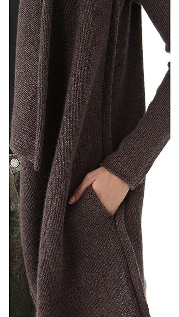 Inhabit Chainette Cashmere Cardigan
