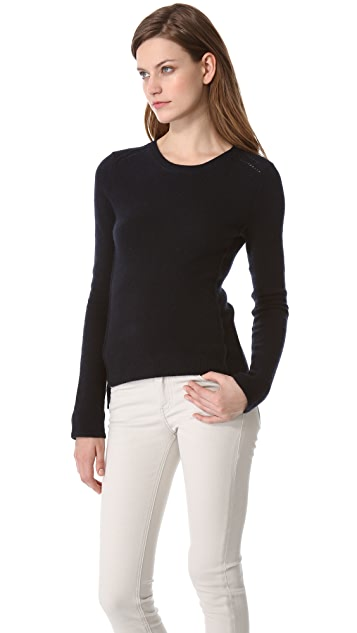 Inhabit Cashmere Crew Neck Sweater