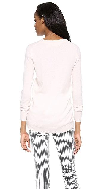 Inhabit Cashmere Weekend V Sweater