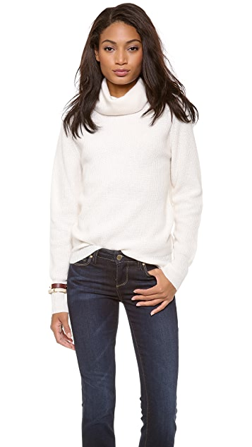 Inhabit Cashmere Shakers Sweater
