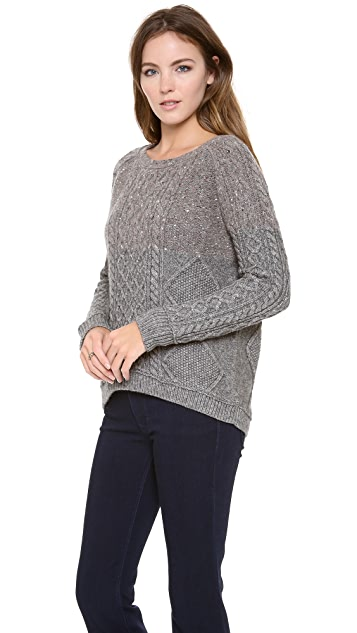Inhabit Hazel Brown for Inhabit Sweater