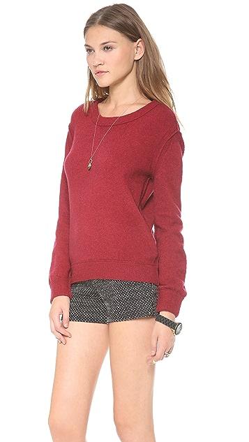 Inhabit Scoop Neck Sweater