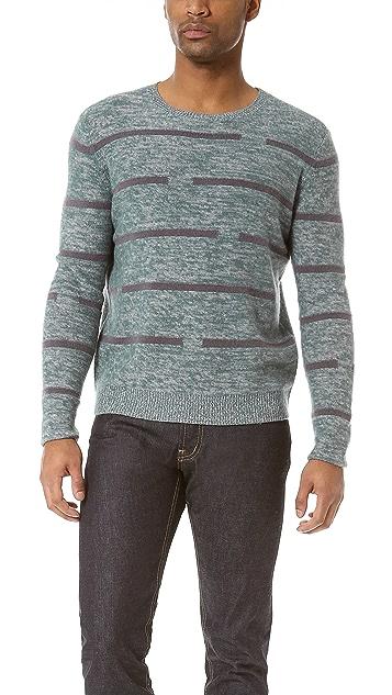 Inhabit Broken Stripes Sweater