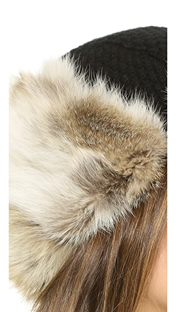 Inverni Fur Trapper Hat
